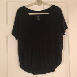 Pacsun black t V neck shirt